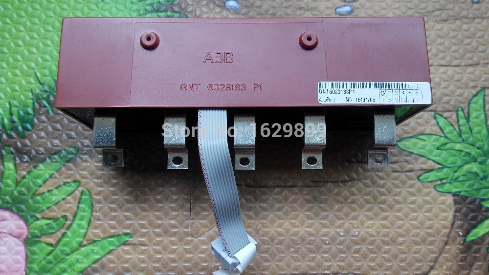 2 pieces free shipping high quality red color ABB GNT6029183P1 heidelberg parts ABB GNT 6029183 P1 полюс abb 1sca105461r1001