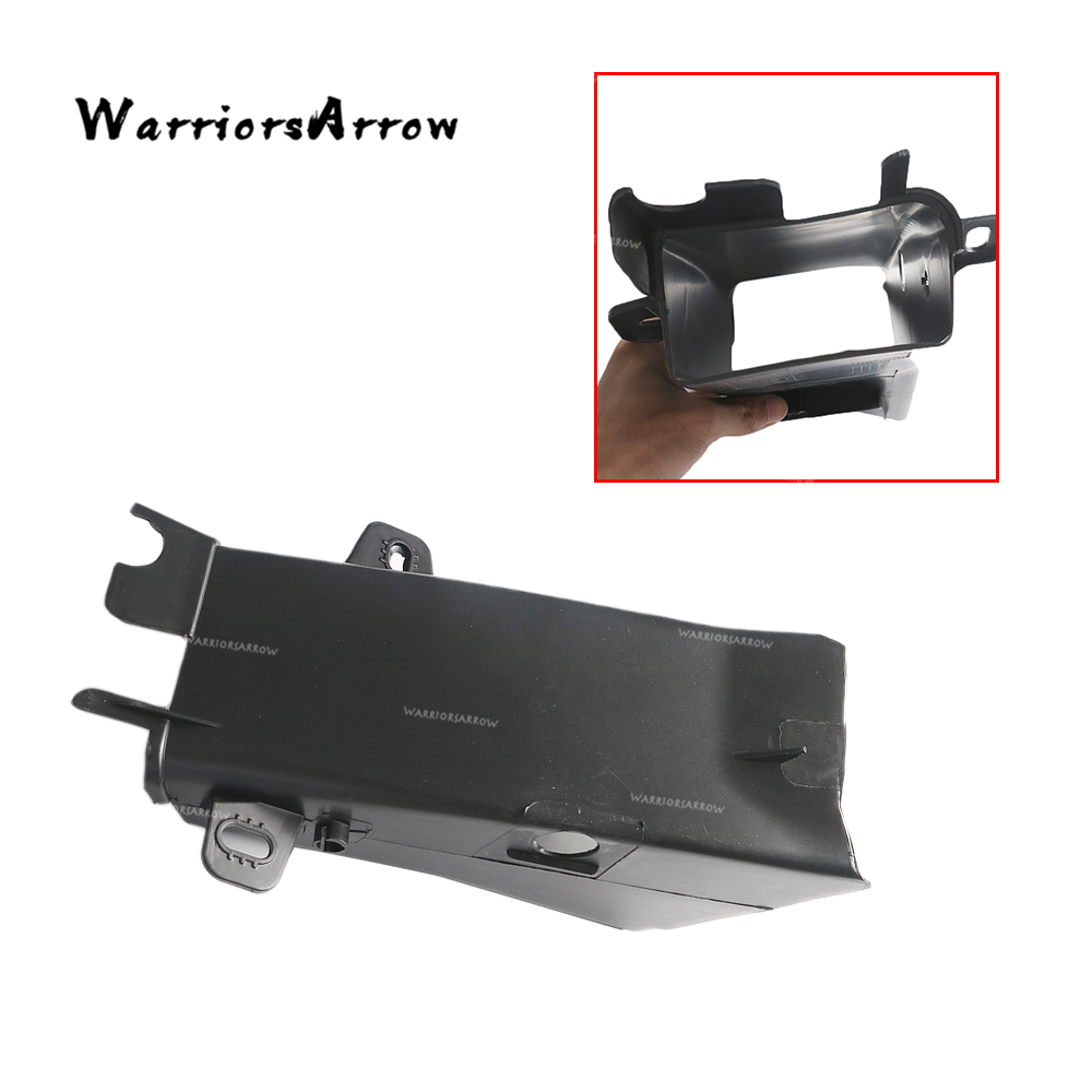 WarriorsArrow Right Passenger Radiator Support  Air Duct Brake For BMW F10 528i 535i 2012 2013 51747200798 51 74 7 200 798