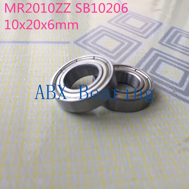 MR2010ZZ 10206 SB10206 Bicycle non-standard special Deep groove ball bearings The Size is 10*20*6 gcr15 6326 zz or 6326 2rs 130x280x58mm high precision deep groove ball bearings abec 1 p0