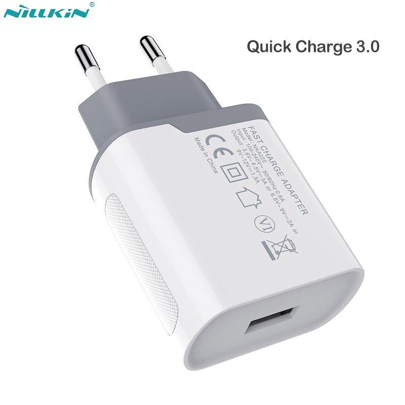 Nillkin 18 W szybka ładowarka USB 3A USB do telefonu