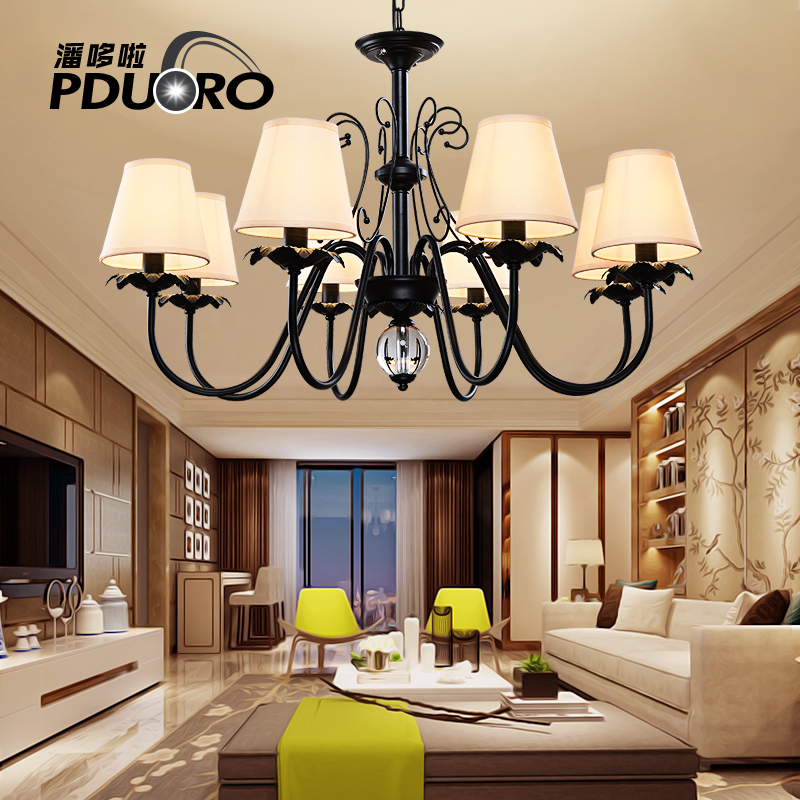 цены European crystal Modern LED chandelier light lamp lighting minimalist living room lights bedroom villa Hotel Restaurant fixture