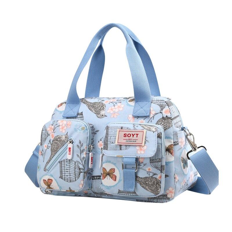 Women Travel Bags Handbag Oxford Waterproof Duffle Bag Travel Bags For Women 2018 New Fashion T585