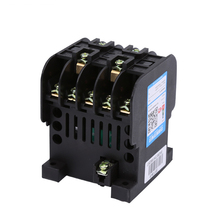 AC contactor CJT1-10A 380V 220V 36V household single three-phase AC voltage CJ10-10A стоимость