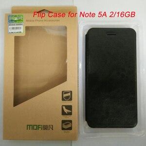 Image 2 - מקורי שיאו mi Case Flip עבור הערה 5A mi 5C שיאו mi 5S בתוספת mi 6 באיכות גבוהה