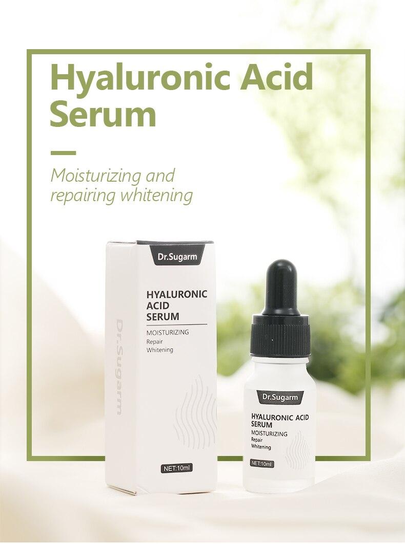 Hyaluronic Acid Face Serum Moisturizing Whitening Anti-Aging Facial Essence