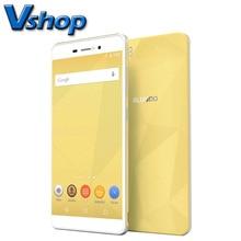 Оригинальные BLUBOO Пикассо 3 Г 4 Г Мобильный Телефон Android 6.0 2 ГБ ОПЕРАТИВНОЙ ПАМЯТИ 16 ГБ ROM MTK6580 Quad Core 13.0MP Dual SIM 5.0 дюймов Сотовый телефон