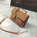 New Women Bags Casual Women Messenger Bag Women Scrub PU Leather Handbags Women Famous Brands Crossbody Bags Feminina