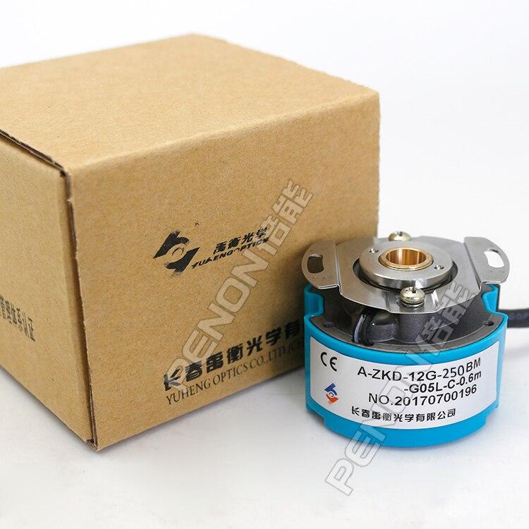 Original Authentic Changchun Yuheng A-ZKD-12G-250BM-G05L-C-0.6 Servo Motor EncoderOriginal Authentic Changchun Yuheng A-ZKD-12G-250BM-G05L-C-0.6 Servo Motor Encoder