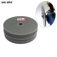 1 шт. 150 мм Сверхтонкий нейлоновый Полировочный диск для шлифовки точечных пазов из нержавеющей стали