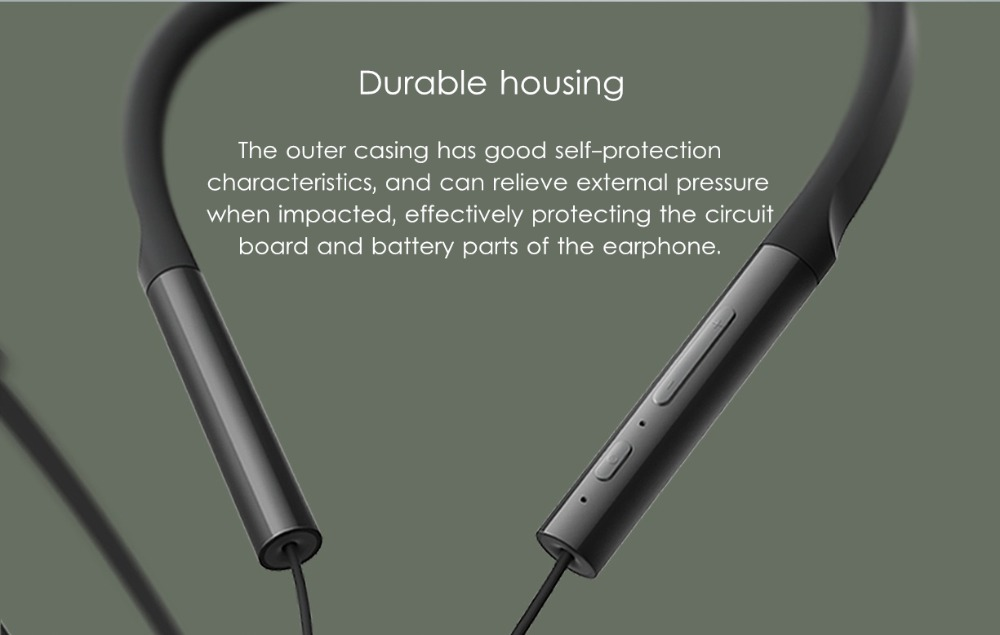 Xiaomi Mi Bluetooth Neckband Earphones Basic 6