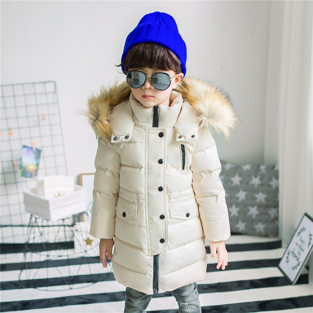 Down Jacket Children's New Year Clothing White Duck Down Jacket Thin Down Jacket Girls Teenagers Winter Winter Women's Jacket new year clothing white duck down jacket thin down jacket girls teenagers down jacket children winter filling down jacket boy