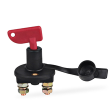 Truck Boat Car Battery Switch 12v Disconnect Power Isolator Cut Off Kill Switch For Marine Auto ATV Vehicles Car Audi A4 B6