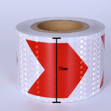 3M High quality Car Accessories Reflective car Stickers Adhesive Tape For Safety