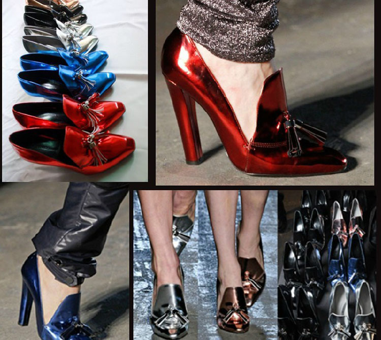 New Fashion Lady Pumps Pointed Toe Nightclub High Heel Shoes Woman Shoes Spring Autumn Pumps Party