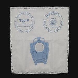 Image 3 - 10 قطعة أكياس الغبار مكنسة كهربائية لبوش مكنسة كهربائية هوفر أكياس الغبار نوع P 468264 461707 الصحية المهنية BSG80000