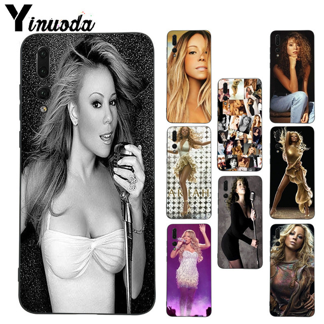 Yinuoda Mariah Carey Newest Super Cute Phone Cases for Huawei P20 p20pro  mate10 lite honor view 9 10case Cover 4182f3f2efe0