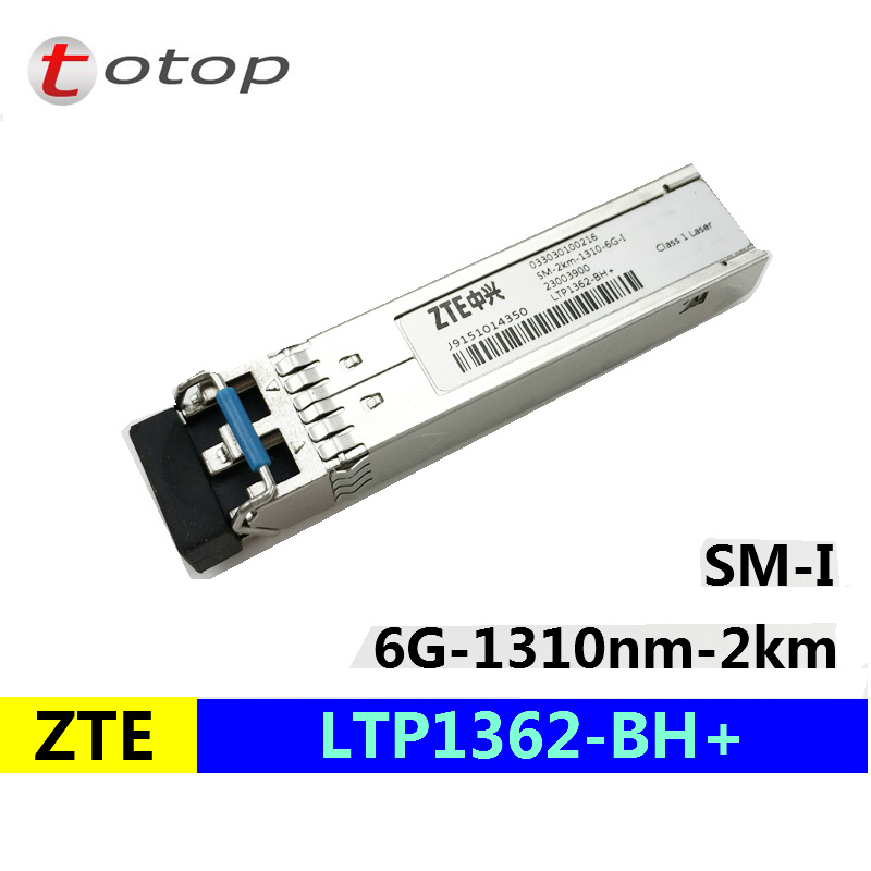 5pcs/lot ZTE SFP single mouldes for LTP1362-BH+ Optical Transceiver SM-2km-1310nm-6G BBU-RRU5pcs/lot ZTE SFP single mouldes for LTP1362-BH+ Optical Transceiver SM-2km-1310nm-6G BBU-RRU