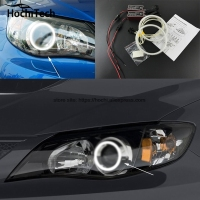 HochiTech Excellent CCFL Angel Eyes Kit Ultra Bright Headlight Illumination For Subaru Impreza WRX STI 2007