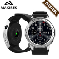 Makibes G05 Pro GPS multi sport Sports Watch Bluetooth 4.0 Smart Watch Heart Rate Monitor Call Message Reminder for IOS Android