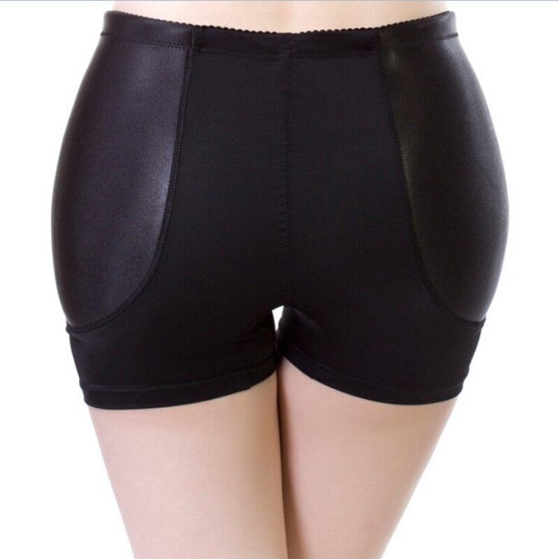 Mulher acolchoado butt hip enhancer calcinha shaper underwear