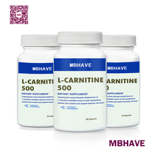 2016 Hot Sale  buy 2 get 1 bottle (90*3=270 caps) L carnitine add fat burning and helps recover from sports