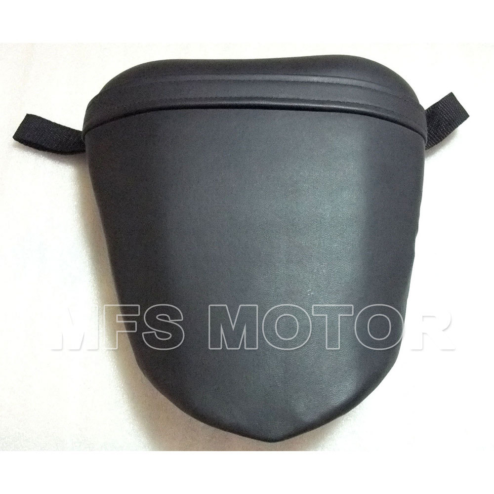 ФОТО Motorcycle Passenger Rear Seat Pillion Cushion For yamaha R6 2008 2009 2010 2011 2012 YZF-R6 08 09 10 11 12