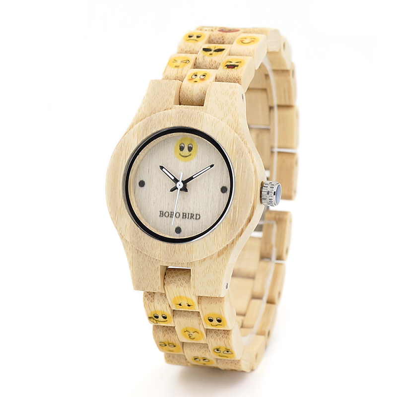 2017 Luxury Watch Women Brand BOBO BIRD Wood Watches Quartz Movement Wood Band Ladies Wristwatch relogio feminino B-O06 светильник tdm нпб1102