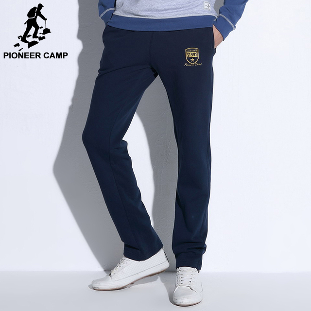 Pioneer Camp 2017 new fashion mens casual pants Top quality Brand clothing sweatpants straight male trousers men brand 505100M