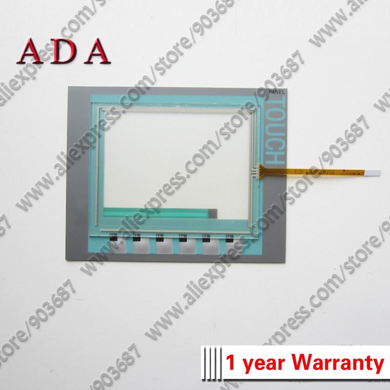 6AV6 647-0AB11-3AX0 écran Tactile Panneau Verre Pour 6AV6647-0AB11-3AX0 KTP600