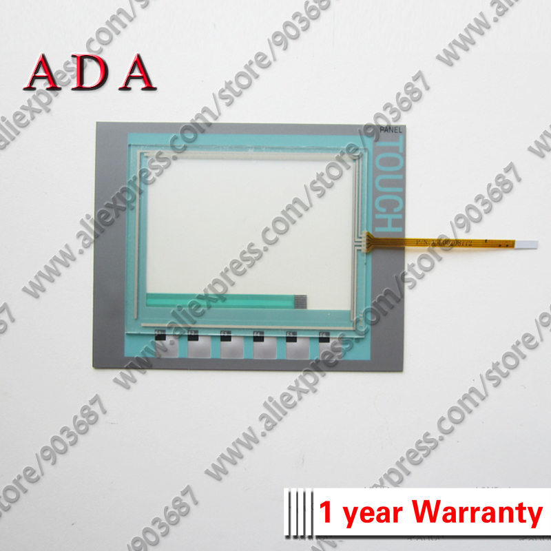 Touch Screen for 6AV6 647-0AD11-3AX0 KTP600 Panel for 6AV6647-0AD11-3AX0 KTP600 with Membrane keypad アイホン wl 11