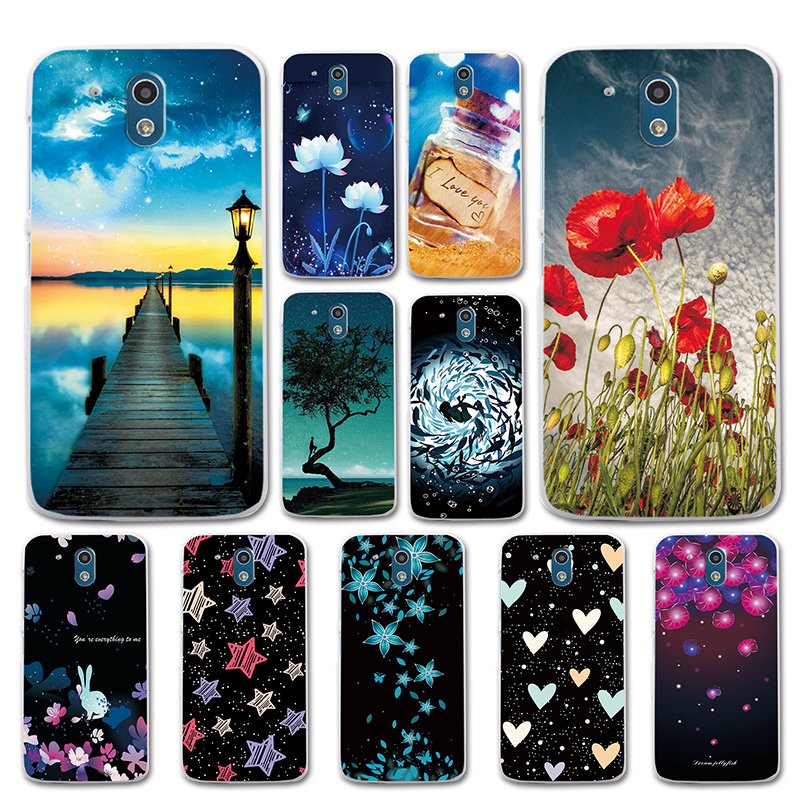 Silicone Case Cover For HTC 526 Love Heart Phone Bags