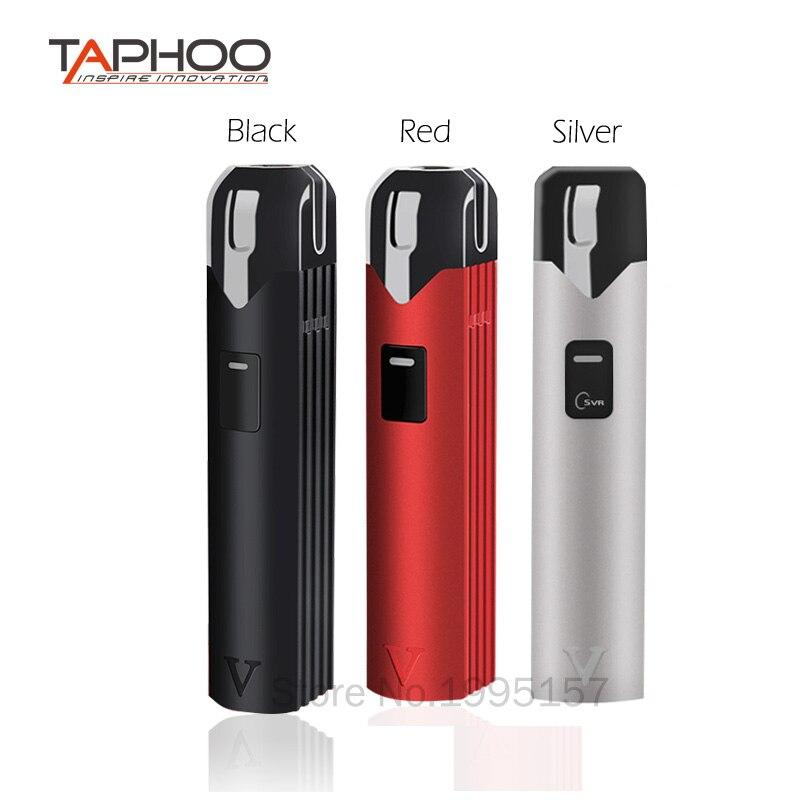 TAPHOO CSVK Plus 1300 mah électronique chauffage tabac vaporisateur chaleur pas brûler cigarette dispositif vente chaude au Japon Corée