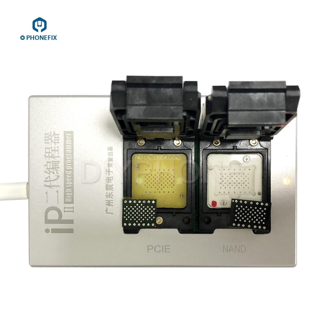 PHONEFIX Newest IP Box V2 High Speed Programmer IP Box 2th PCIE NAND Programmer 2 in 1 NAND Read Write Repair Tool For iPhonePHONEFIX Newest IP Box V2 High Speed Programmer IP Box 2th PCIE NAND Programmer 2 in 1 NAND Read Write Repair Tool For iPhone