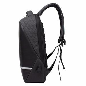 Image 5 - Backpacks Men Premium Anti theft Laptop School Travel Waterproof Backpack with USB Port