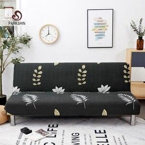Image 1 - Cubierta plegable de sofá cama de hoja nórdica de Parkshin sin reposabrazos housse de canap covers sofá