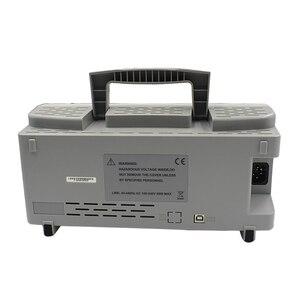 Image 5 - Hantek DSO4102C Multimetro Digitale Oscilloscopio USB 100 MHz 2 Canali 1GSa/s 7 Pollice Display LCD Palmare Osciloscopio