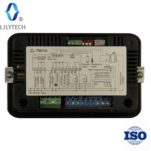 Image 4 - ZL 7901A,100 240Vac,PID,Multifunctional Automatic Incubator,Incubator Controller,Temperature Humidity Incubator,Lilytech,XM 18