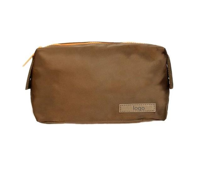 03ca8ba39 Yeni erkek çok fonksiyonlu kozmetik çantası kişisel bakım organizatör  seyahat çantası taşınabilir su geçirmez erkek fermuarlı