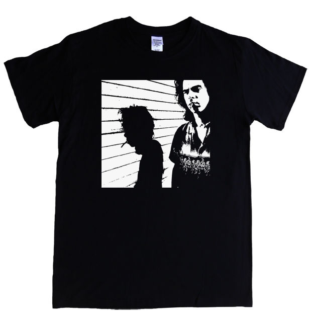 NICK CAVE bad seeds T-shirt S- 5XL boatmans call murder ballads MENS LADIES KID2
