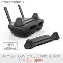 PGYTECH Original ABS Black Remote Control Thumb Stick Guard Rocker Protective Holder For DJI Spark Quadcopter цена 2017