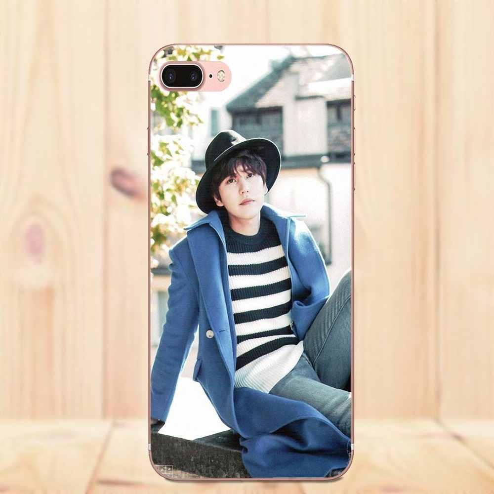 2019 супер Junior Donghae Ryeowook мягкая TPU Защитная кожа для Xiaomi Redmi Note 2 3 s 4 4A 4X5 5A 6 6A Pro Plus