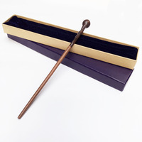 New Harry Potter 7 Hogwarts Hermione Granger Magical Wand With Gift Box