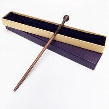 Новый психического core Гарри Поттер Хогвартс Ремус Люпин волшебная палочка с коробкой для Рождественский подарок игрушка