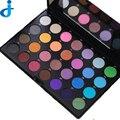 Profesión 28 Colores Shimmer Mate Paleta de Sombra de Ojos Color de Tierra de Sombra de Ojos Cosméticos Maquillaje Maquiagem SC84