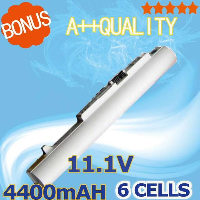 Blanco 4400 mah batería para ibm lenovo ideapad s10-2 l09c3b12 l09c6y12 l09m3b11 l09c3b11 l09m6y11 l09s3b11 l09s6y11