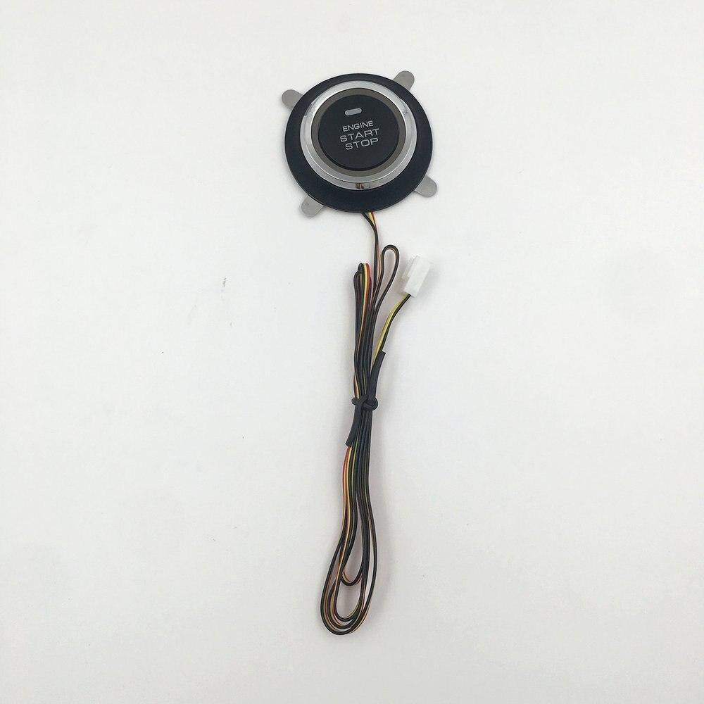 High Quality NQ-ST9005 12v Universal RDID Dark Lock Anti-theft Device Car One-button Start Modification System