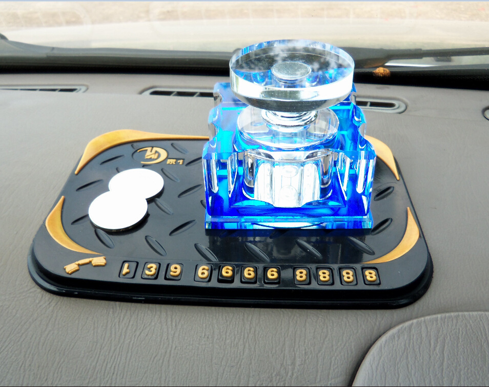 Car Mobile Phone Anti Skid Pad Automobiles Interior