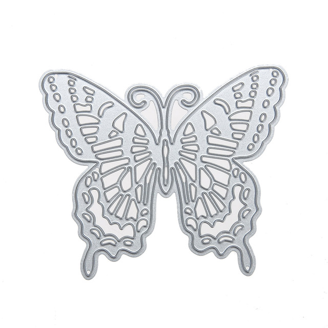 Hot Sale Craft Butterfly Frames Metal Cutting Dies Stencil DIY ...