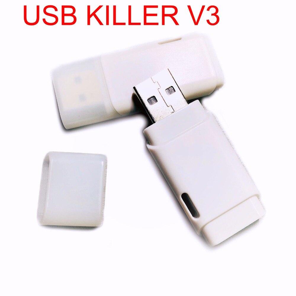 USBkillerV3 USB asesino V3 V2 U disco Miniatur potencia de alta tensión pulso Generador/USB asesino TESTER/USB asesino protector