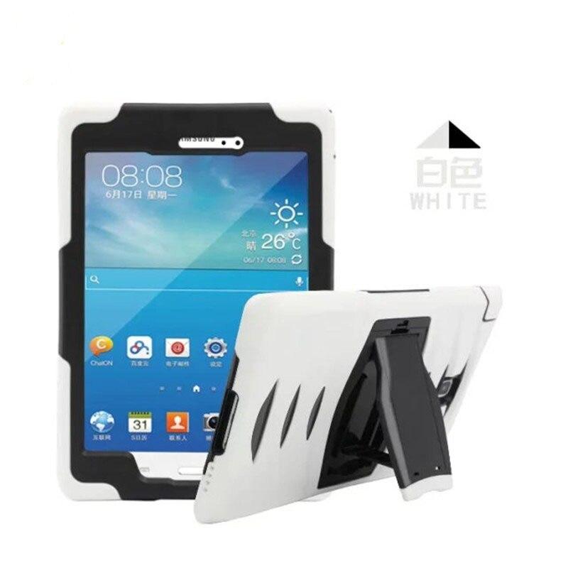For Samsung Galaxy P350 Case Armor Kickstand Cover For Samsung Galaxy Tab A 8.0 Case T350 T355 P355 Cases For Samsung Tab A 8.0